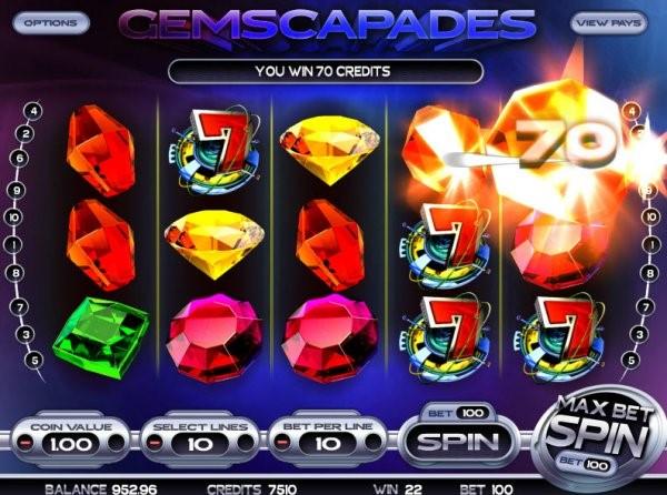 Gemscapades slot